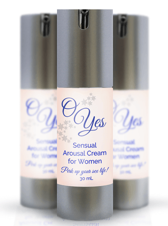 Say O Yes - Sensual Arousal Cream For Women