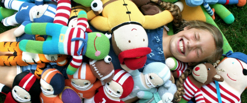 Zubels Petit Ami Offers Classic Eco-Friendly Purposeful Toys For Kids