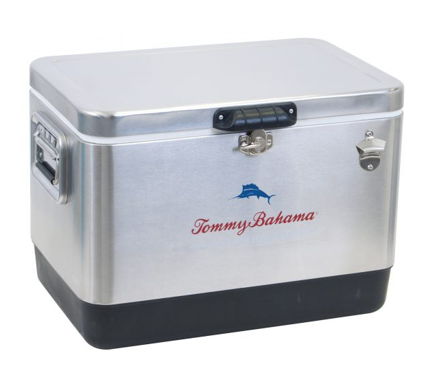 RIO Brands Camping Gear - Stainless Steel Cooler
