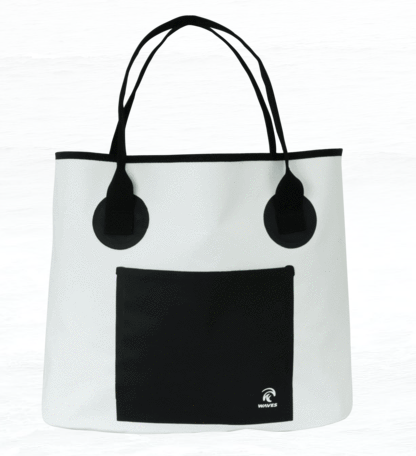 Waves Gear - Infinite Dry Tote Bag - White