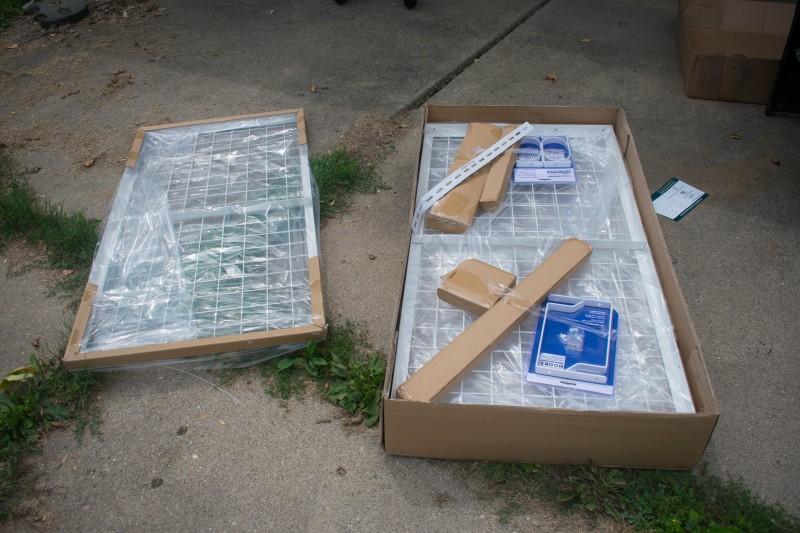 fleximount garage storage rack