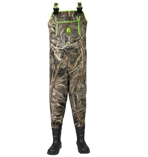 Waders.com Gator Waders Retro Series Neoprene Waders {Review}