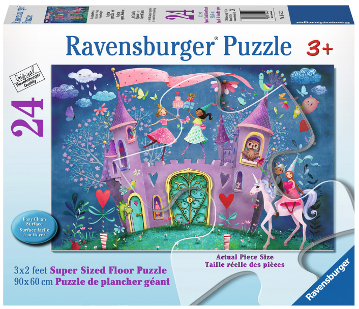 Ravensburger The Brilliant Birthday 24 piece puzzle