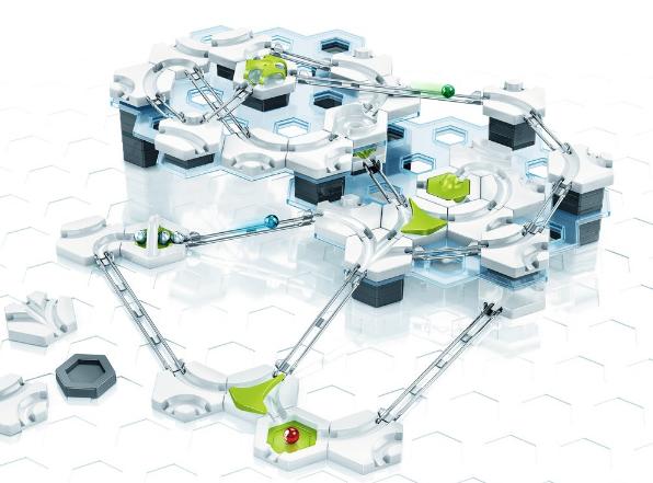 Ravensburger GraviTrax Starter Set Marble Maze