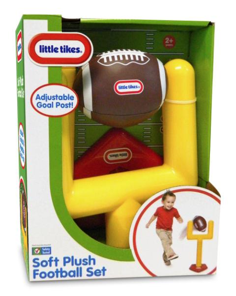 Little Tikes Soft Sports Football set
