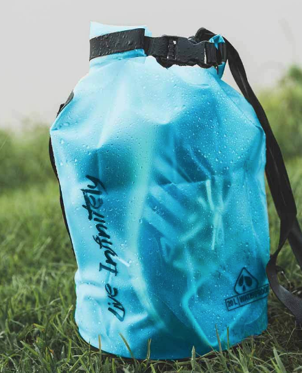 Live Infinitely 20 LITER WATERPROOF DRY BAG