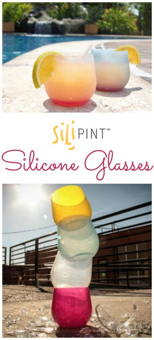 Stemless Wine Glass From Silipint