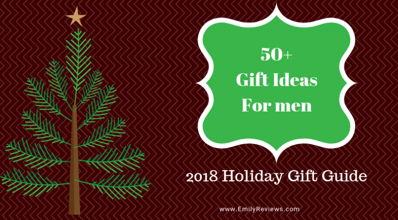 50+ gift ideas for men