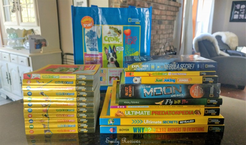 National Geographic Kids Books Make Great Gifts ~ Review
