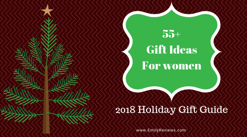 55+ gift ideas for women
