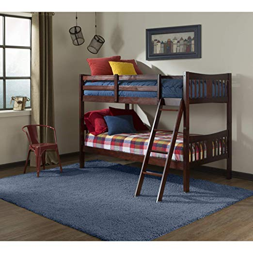 storkcraft caribou youth bunkbed review