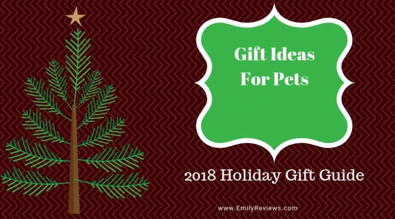 Gift ideas for pets 2018 cat and dog gift guide