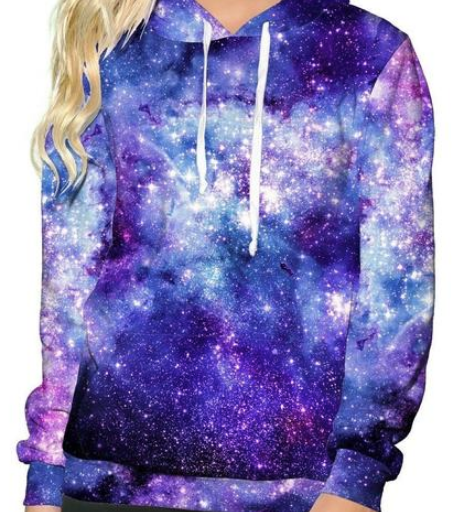 Stardust Pullover Hoodie