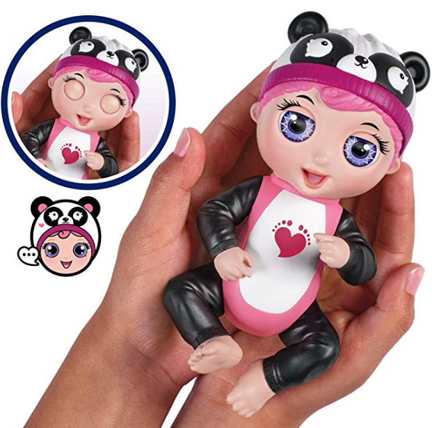 Tiny Toes 56081 Giggling Gabby-Panda Toy