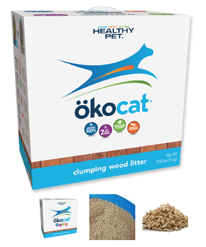 ökocat Natural Cat Litter
