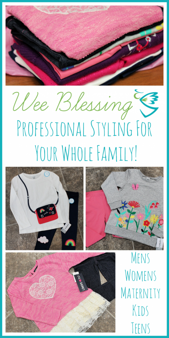 Wee Blessing Review _ Professional Styling For Your Whole Family! 2