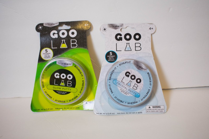 Bulls i toys goo lab stocking stuffer