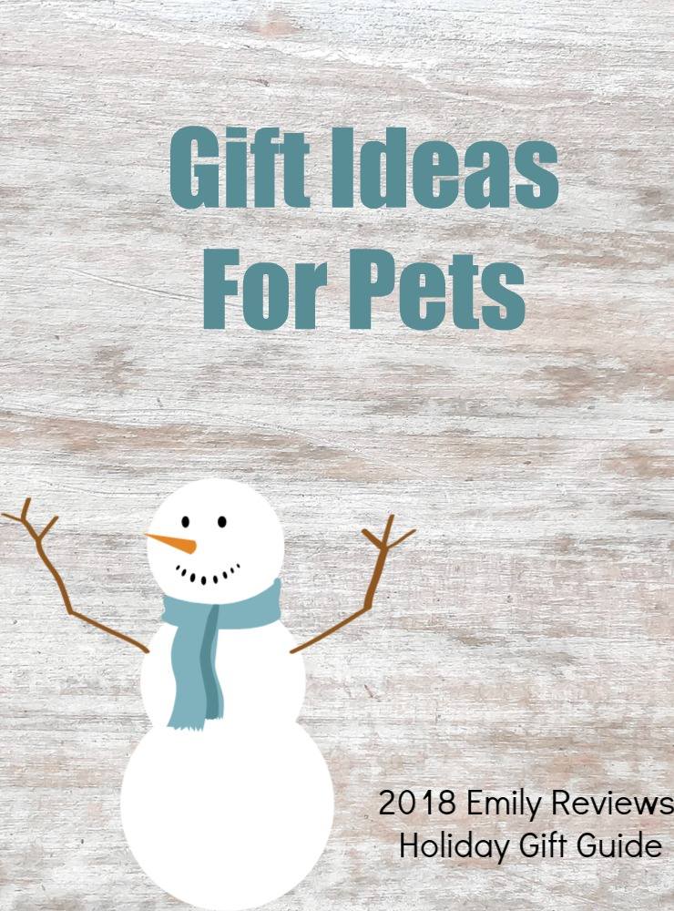 Gift ideas for pets. Gift guide for cats and dogs.