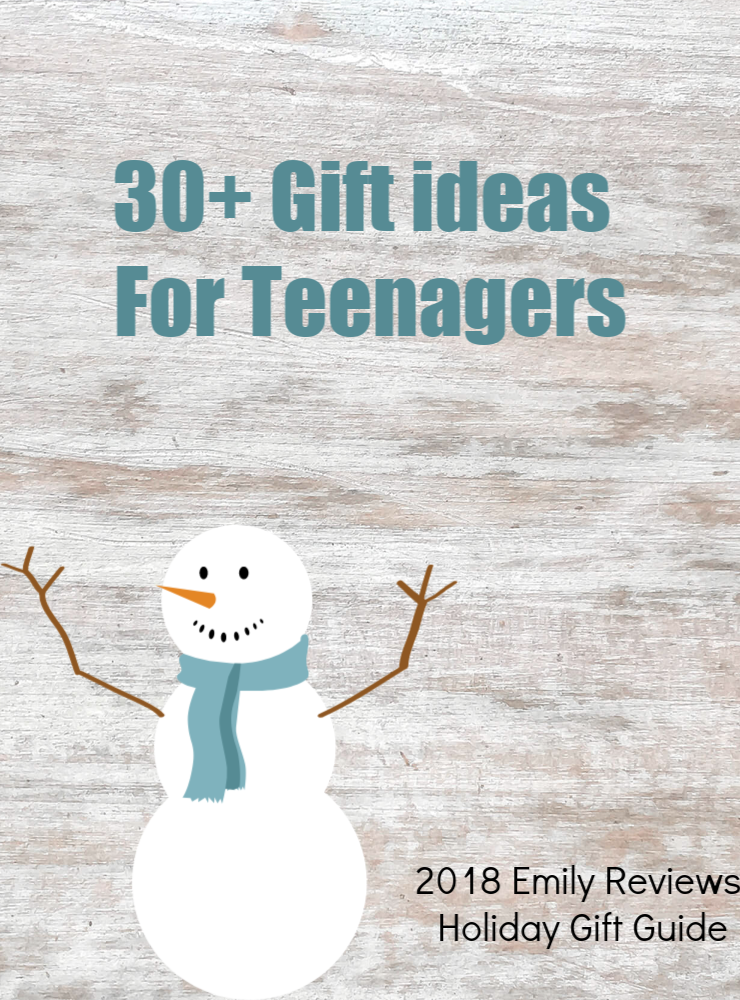 30+ gift ideas for teeangers | 2018 gift guide for teens