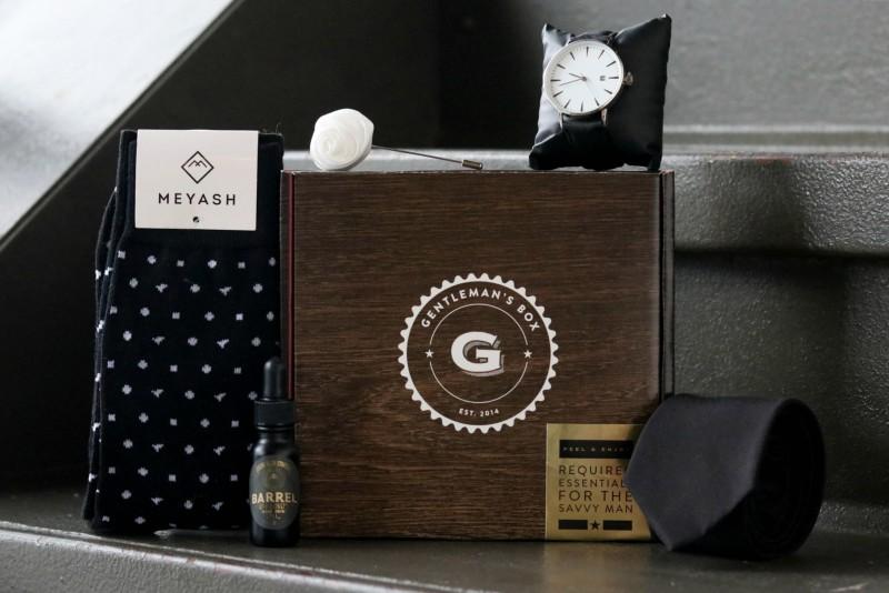 gentleman's box