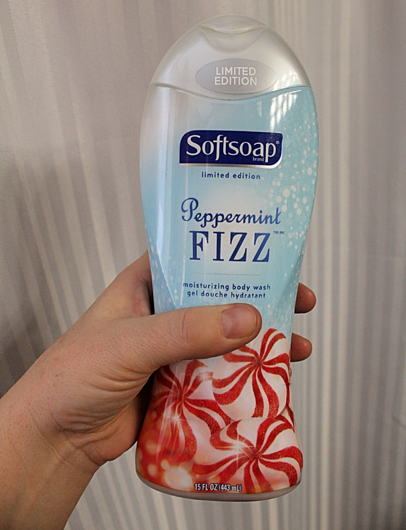 Swing Into The Holidays With Softsoap