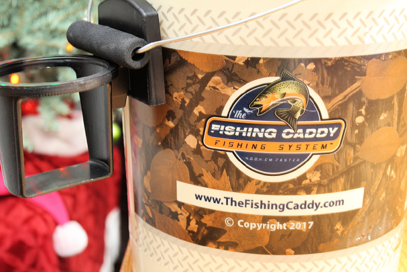 The Fishing Caddy System