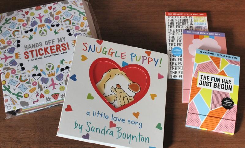 Books Make Wonderful Valentine's Day Gifts!