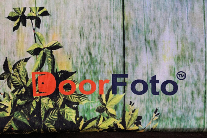 DoorFoto Fabric Reusable Door Covers {Perfect For Valentine's Day!} 3