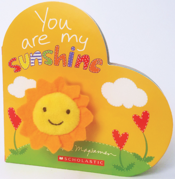 You Are My Sunshine Hardcover Book from Scholastic Books