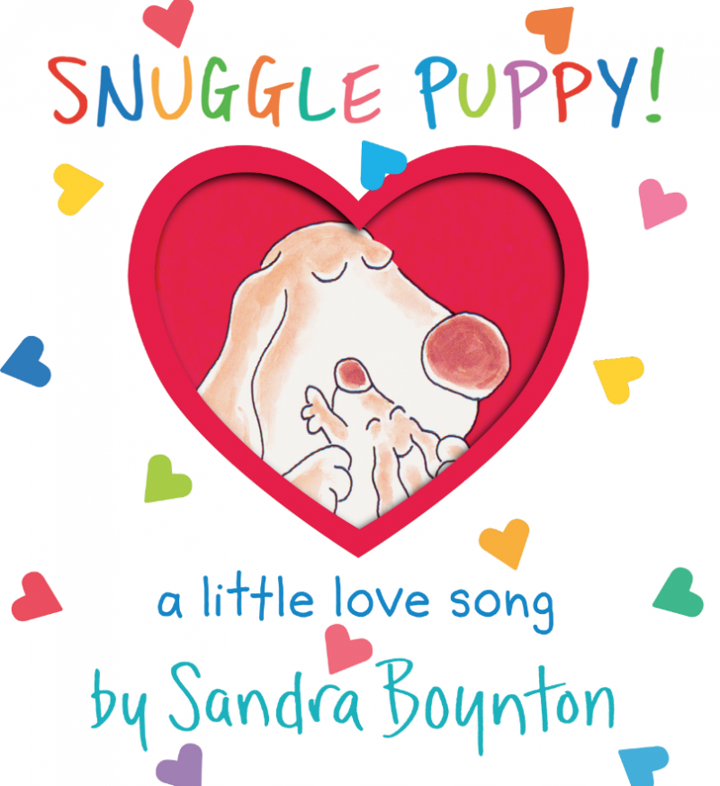 Snuggle Puppy! (Oversized Lap Edition) from Workman Publishing