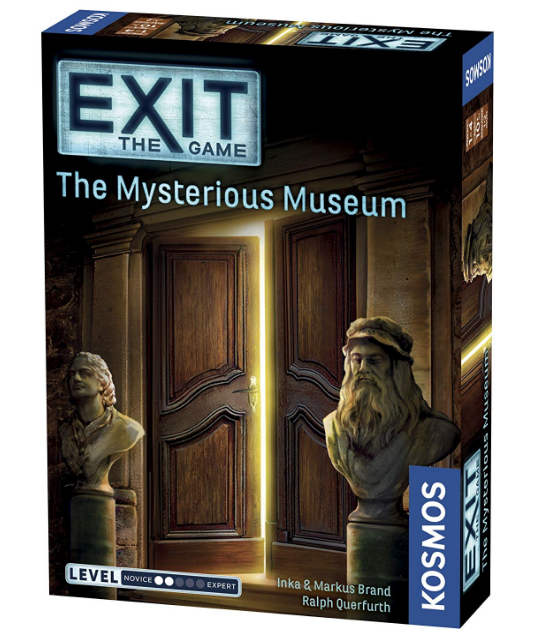 https://www.amazon.com/Thames-Kosmos-Exit-Mysterious-Multiplayer/dp/B07B7VW4X1/ref=sr_1_1?s=toys-and-games&ie=UTF8&qid=1548805419&sr=1-1&keywords=exit+the+game+the+mysterious+museum