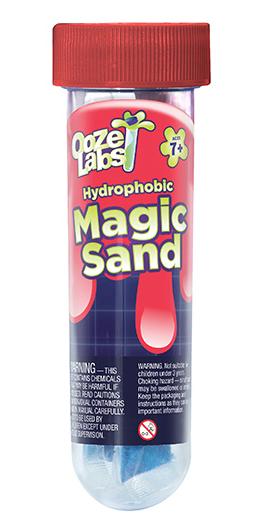 Ooze Labs 3: Magic Sand