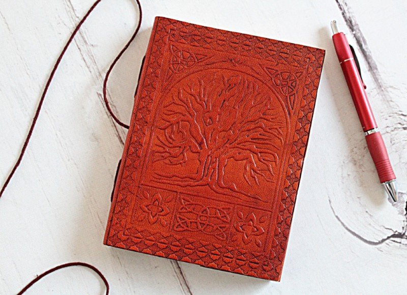 Soothi Leather Journals ~ Perfect Valentine's Day Gift!