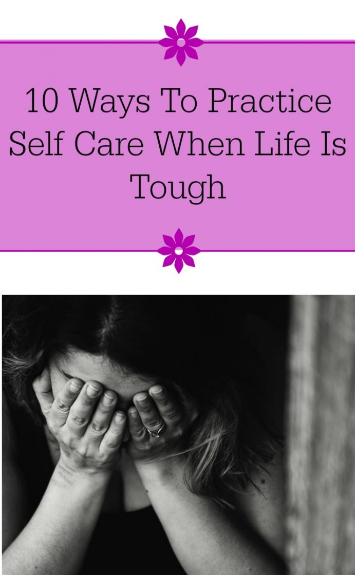 self care activities you can do when life is tough