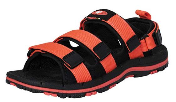 Gold Pigeon Shoes GP7656 Men Women Adjustable Straps Outdoor/Water Sandals: Lite Arch Support