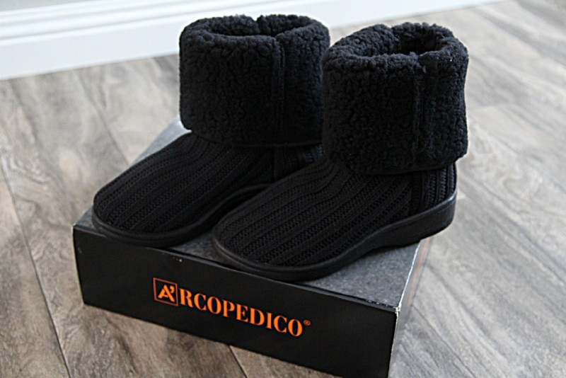 Arcopédico Milan II Knit Boots ~ Finish Out The Season In Style