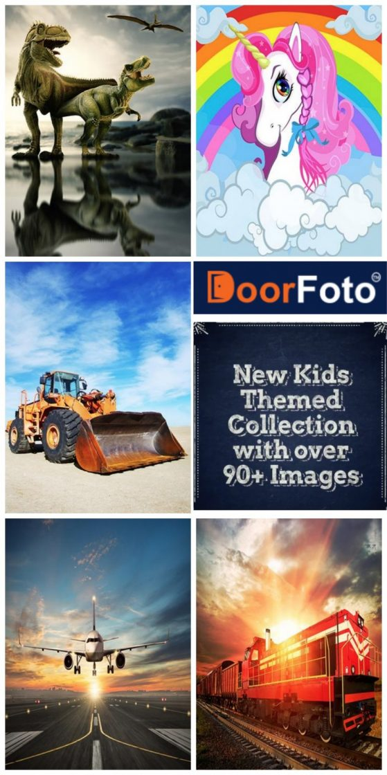 New Kids Stuff Collection From DoorFoto