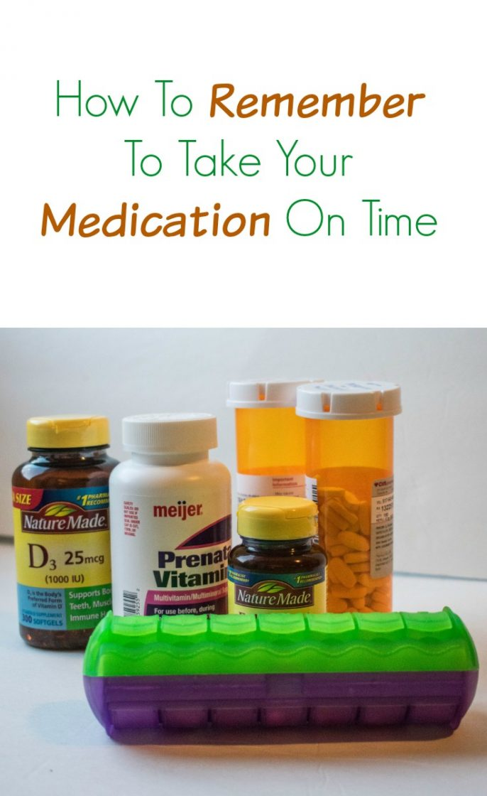 5 medication reminder tools. How to remember to take your medication on time.