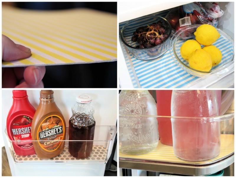 Fridge Coaster - Never Scrub Your Refrigerator Again