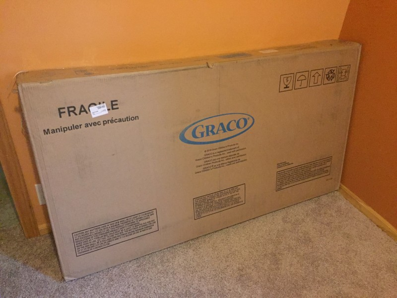 Graco Harper 4 in 1 crib review