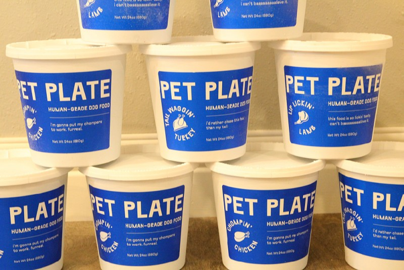 Pet Plate - Order Nutritious, Ready To Eat Dog Food In Pre-Portioned Cups
