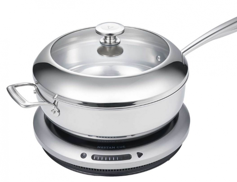 Hestan Cue Chef's Pot + Induction Burner Set