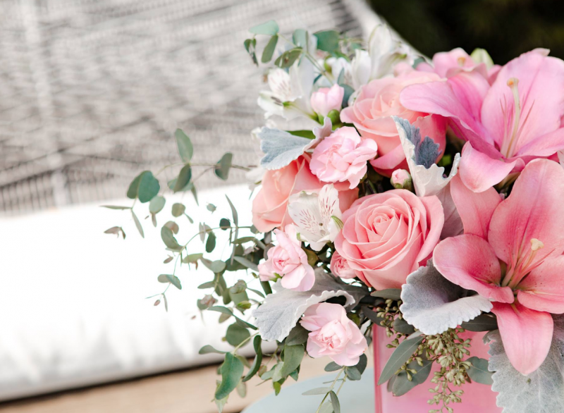 Teleflora Christmas 2019.Teleflora Makes The Most Beautiful Mother S Day Bouquets