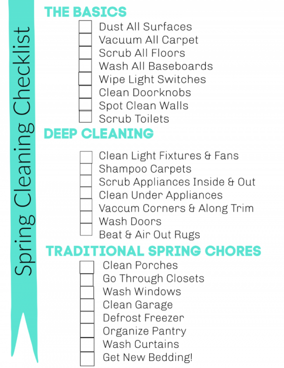Get The Kids Excited About Spring Cleaning + Free Printable Checklist {& Liz & Roo Review & Giveaway}