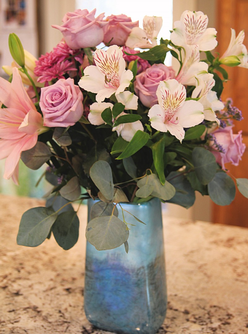 Teleflora Makes The Most Beautiful Mother's Day Bouquets