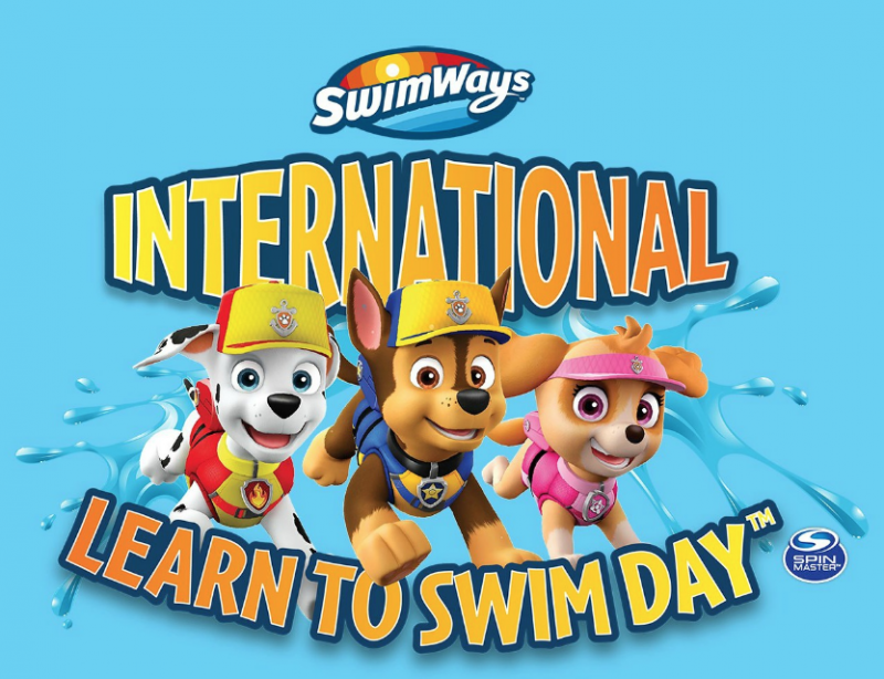 Celebrate Swimways International Learn to Swim Day