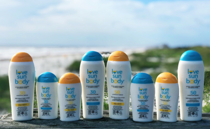 Love Sun Body: Sunscreen That Is Safe For Your Body And The Planet