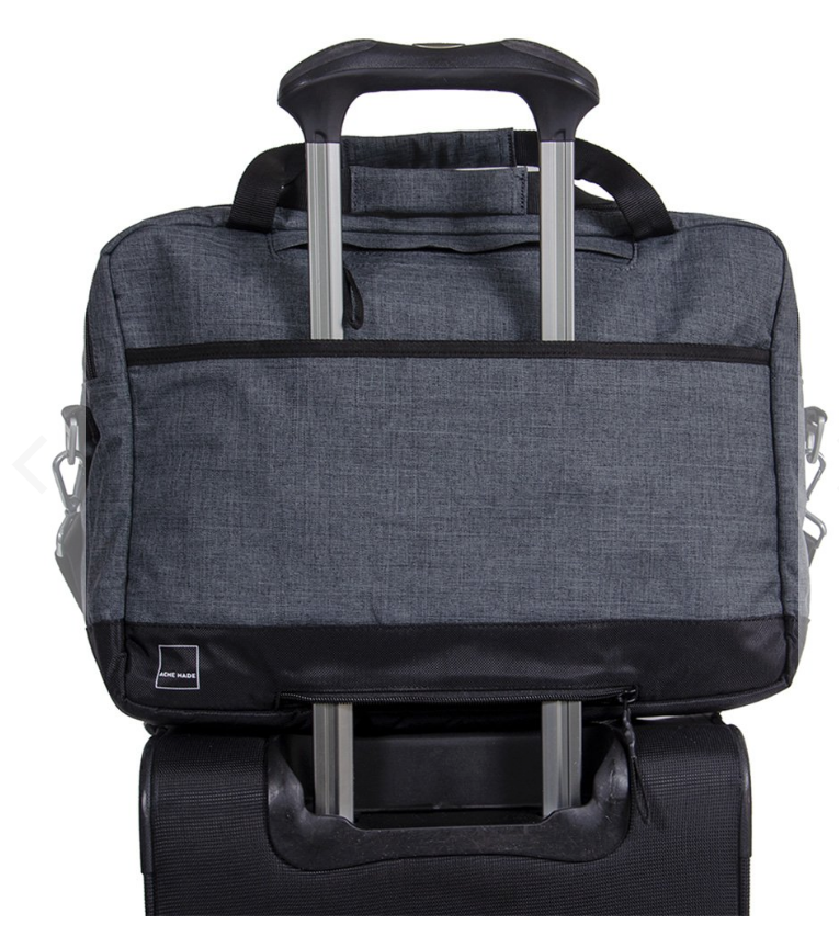 Acme Made Divisadero Attaché - The Modern & Professional Alternative To A Traditional Briefcase
