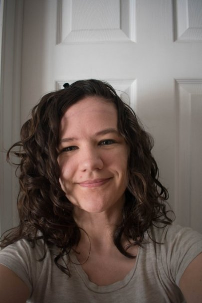 good curl day curly girl method