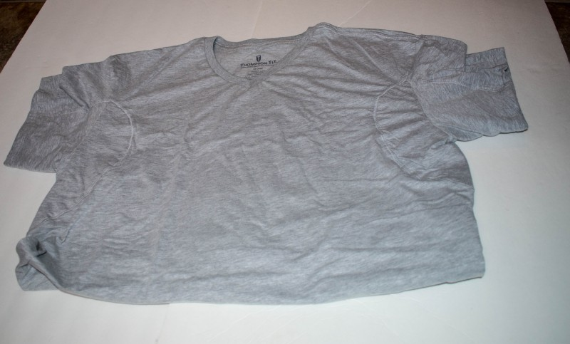 men's anti-sweat shirt